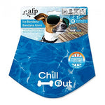 All For Paws Chill Out Ice Bandana, Medium - The Dog Demands, [product_dog accessories]