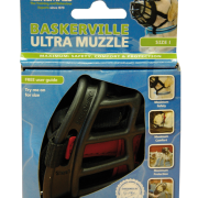 Baskerville Ultra Muzzle - The Dog Demands, [product_dog accessories]