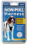 COA Non-pull Harness Black - The Dog Demands, [product_dog accessories]