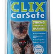 Clix Car Safe Harness - The Dog Demands, [product_dog accessories]