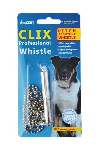 Clix Professional Whistle - The Dog Demands, [product_dog accessories]