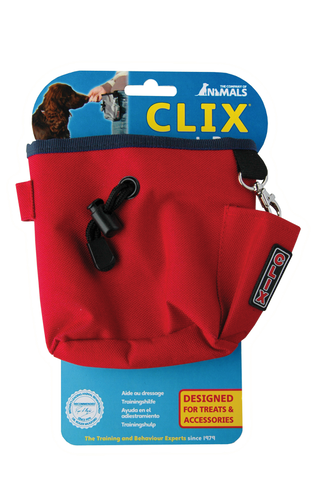 Clix Treat Bag - The Dog Demands, [product_dog accessories]