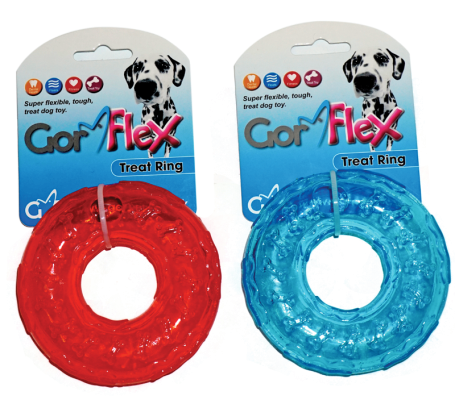 Gor Flex Treat Ring (10cm) - The Dog Demands, [product_dog accessories]