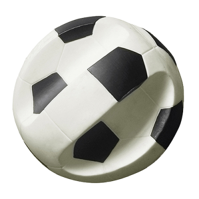 Gor Vinyl Super Soccer Ball (14.5cm) - The Dog Demands, [product_dog accessories]