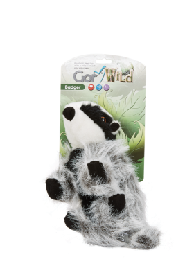 Gor Wild Badger (28cm) - The Dog Demands, [product_dog accessories]