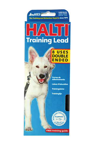 Halti Training Lead - The Dog Demands, [product_dog accessories]