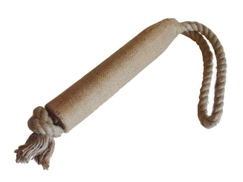 Super Tuff Jute Tug Toy - The Dog Demands, [product_dog accessories]