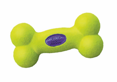 Kong Air Squeaker Bone - The Dog Demands, [product_dog accessories]