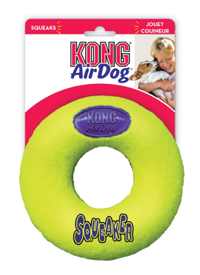 Kong Air Squeaker Donut - The Dog Demands, [product_dog accessories]