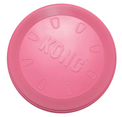 Kong Puppy Flyer Small (17.5cm) Blue/Pink - The Dog Demands, [product_dog accessories]