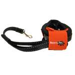 Hands Free Leash   1cm x 110cm BLack - The Dog Demands, [product_dog accessories]