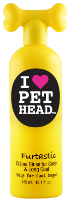 Pet Head Furtastic Creme Rinse 475ml Blueberry - The Dog Demands, [product_dog accessories]