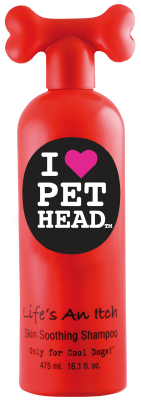 Pet Head Life's An Itch Shampoo 475ml Watermelon - The Dog Demands, [product_dog accessories]