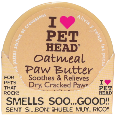 Pet Head Oatmeal Paw Butter - The Dog Demands, [product_dog accessories]
