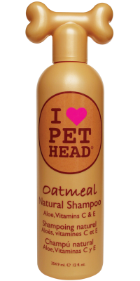 Pet Head Oatmeal Shampoo 354ml - The Dog Demands, [product_dog accessories]