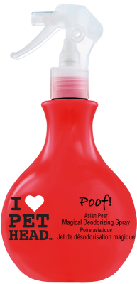 Pet Head Poof Spray 450ml Yummy Orange - The Dog Demands, [product_dog accessories]