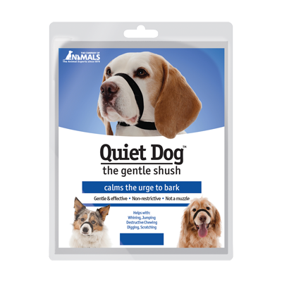 QUIET DOG Size 5 - The Dog Demands, [product_dog accessories]