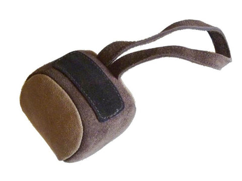 Baseball Suede Leather Toy - The Dog Demands, [product_dog accessories]