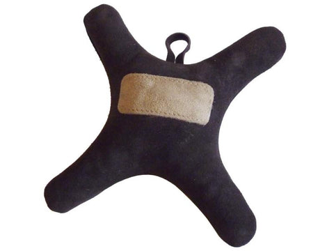 Swinger Suede Leather Toy - The Dog Demands, [product_dog accessories]