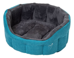 Camden Winter Dog Bed, warm and comfy for those cold winter evenings
