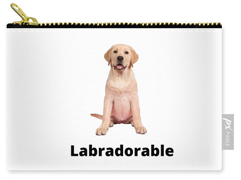 Labradorable - Carry-All Pouch