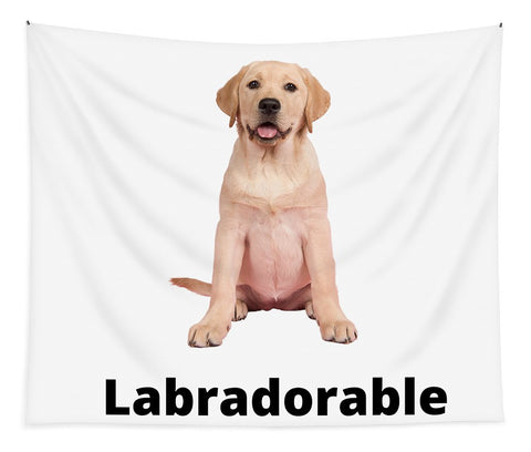 Labradorable - Tapestry
