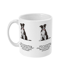 Mug Border Collie - Black and White - The Dog Demands, [product_dog accessories]