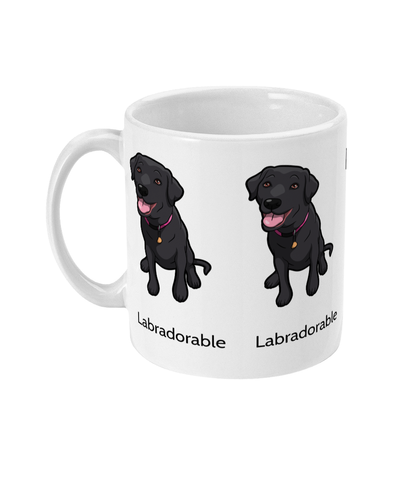 Mug Labradorable - The Dog Demands, [product_dog accessories]