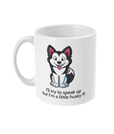 Mug Husky Husky - The Dog Demands, [product_dog accessories]