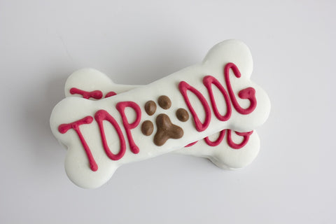 Top Dog Bone { Large} - The Dog Demands, [product_dog accessories]