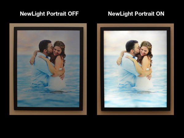 Illuminated Portraits