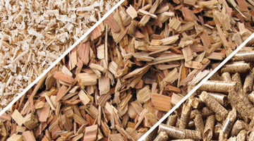 Pellets, Sawdust or Wood Chips?