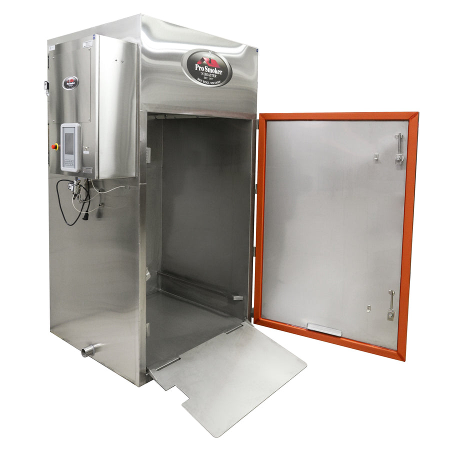 Model 500-T Truck Smokehouse, Door Open