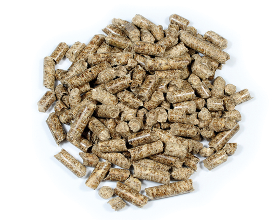 Apple Wood Pellets 20 Lb. Bag