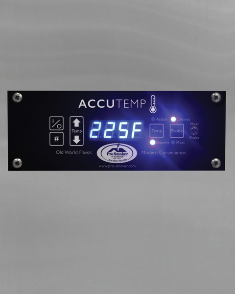 AccuTemp Digital BBQ Roaster Controller