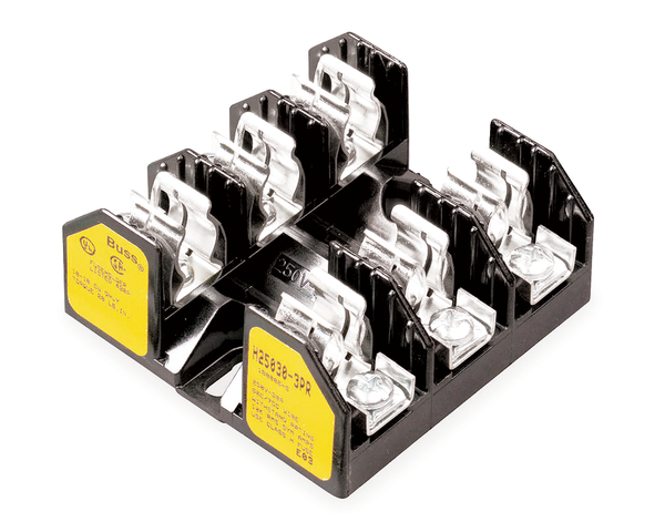 3 Pole Block Fuse 30 AMP / 250 Volts