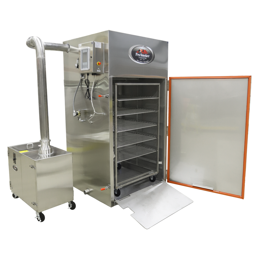 Model 500-T HVE Truck Smokehouse with Touch