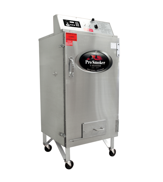 Model 100SS Handload Smoker - Pro Smoker 'N Roaster