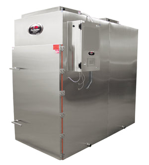 Model 1100 2-T Truck Series Smokehouse - Pro Smoker 'N Roaster