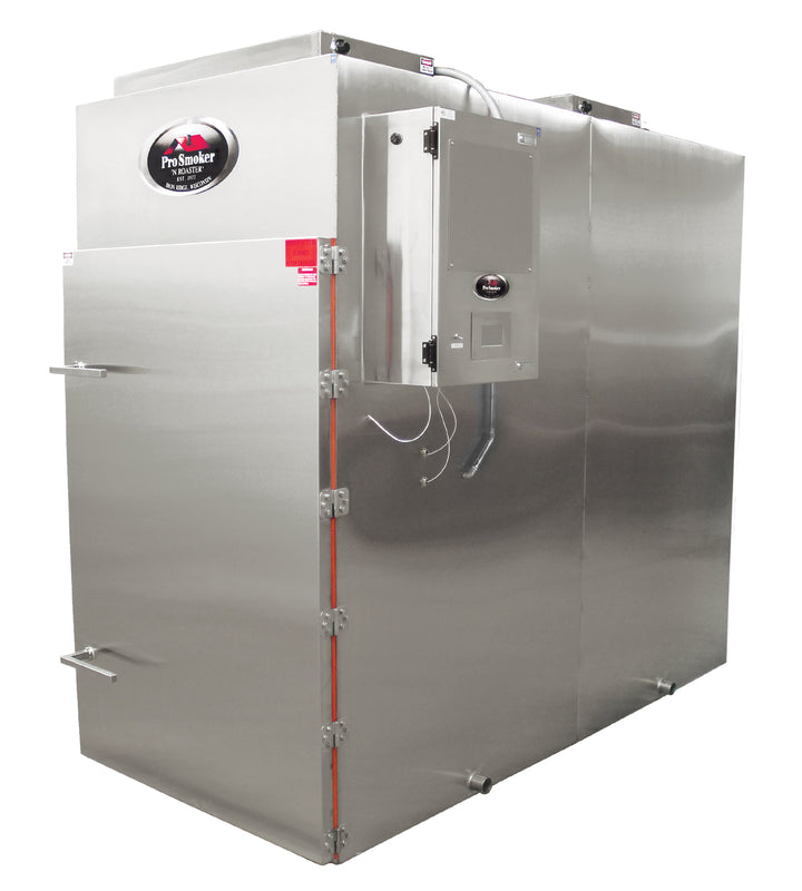Model 700-2T Truck Smokehouses - Pro Smoker 'N Roaster