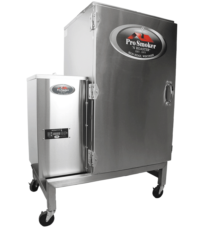 Model 100SS Wood Pellet BBQ Roaster - Pro Smoker 'N Roaster