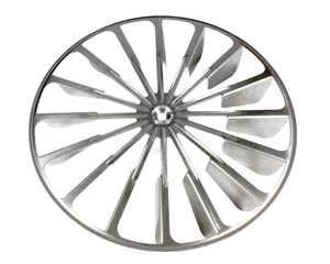 Multi-Fin Fan Blade - H-Series Smokehouse Parts
