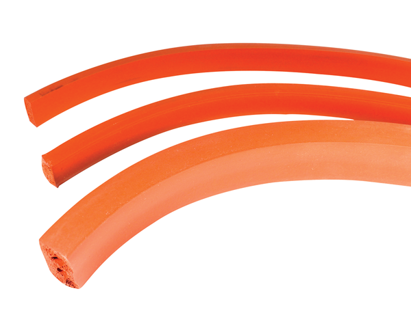 High-Temp Orange Door Gasket - Truck Smokehouse Parts