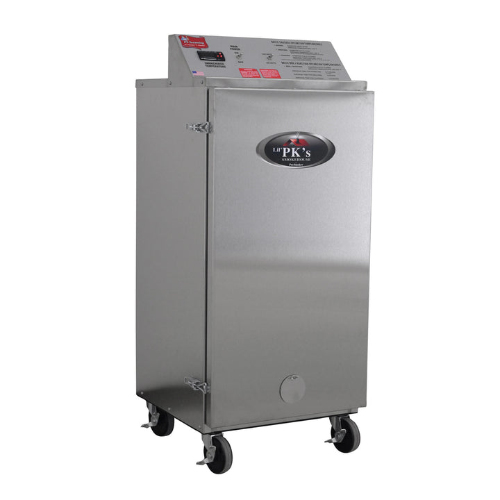 Model 100 PK 100SS Home Smoker - Pro Smoker 'N Roaster