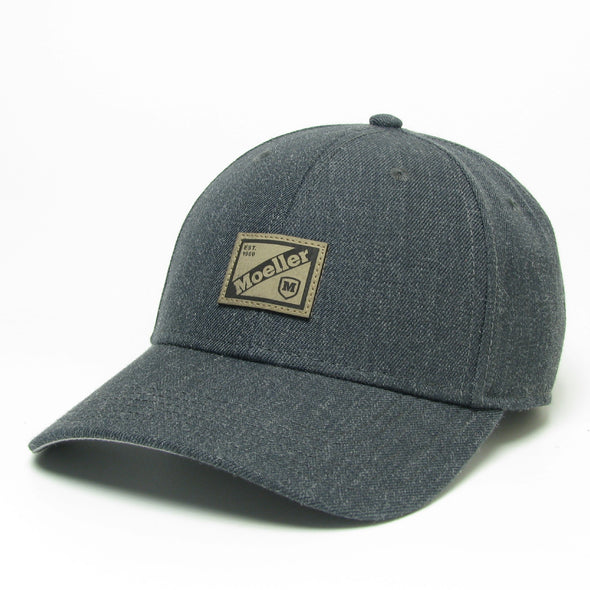 Heather Grey Hat