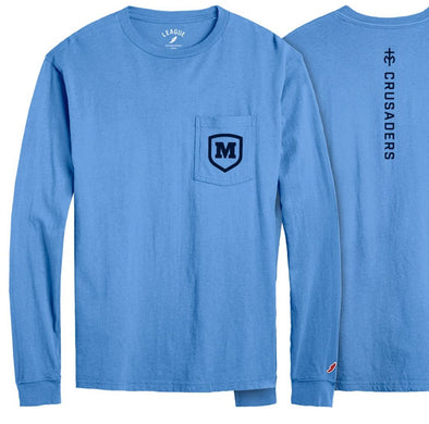 League Long Sleeve Pocket T-Shirt