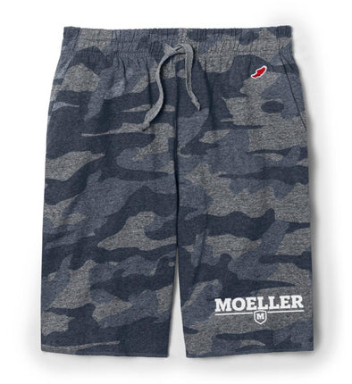 League Men's Camo Short