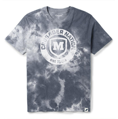 Crusader Nation Tie-Dye T-Shirt