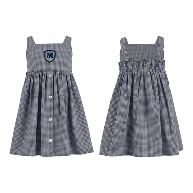 Garb Toddler Gingham Dress