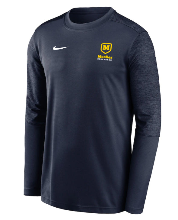 Nike Sideline Coach's Long Sleeve T-Shirt